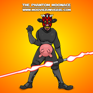 The Phantom Moonace