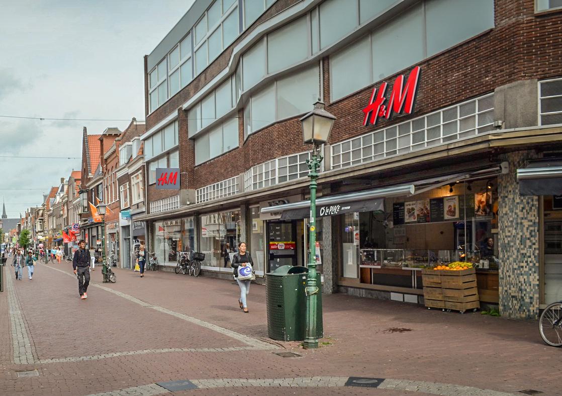 2b0fb89bc09 H&M had bijna in pand oude V&D in Hoorn gezeten - OnsWestfriesland