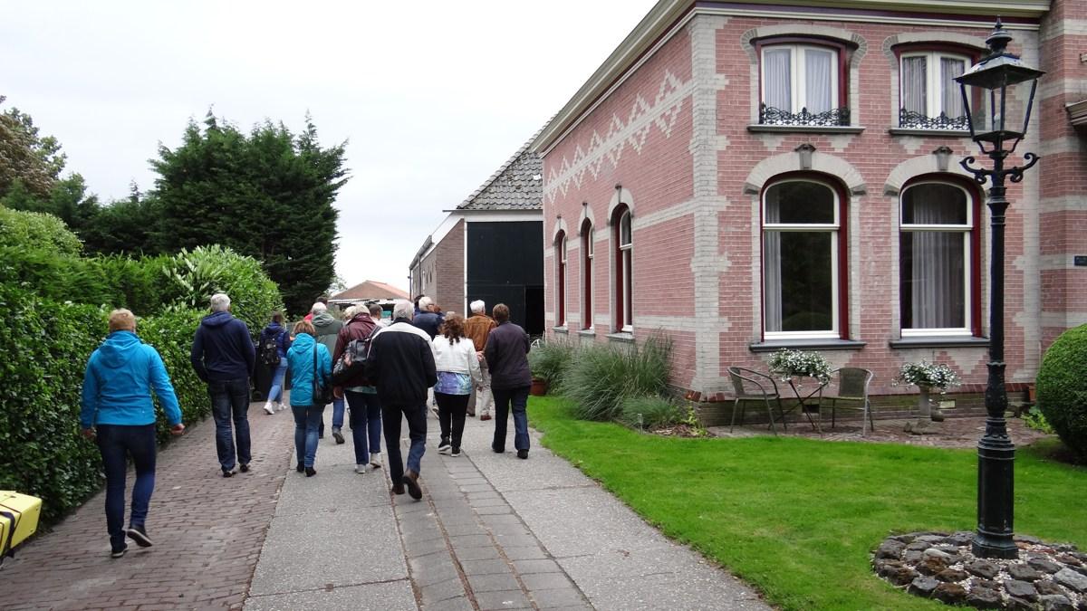 'Zomeravondwandeling in Twisk, een hele belevenis' - OnsWestfriesland - OnsWestfriesland.nl