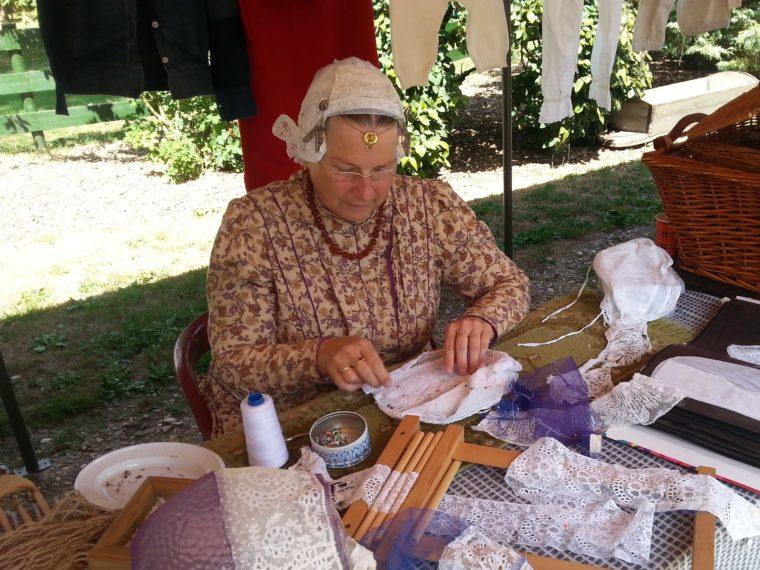 Textieldag op 4 augustus in museumboerderij Hoogwoud - OnsWestfriesland - OnsWestfriesland.nl