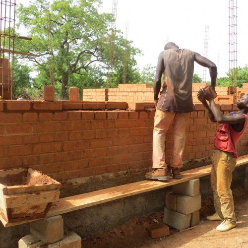 Eröffnung und Einrichtung unseres neuen Lagergebäudes