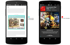 "dikke vingers advertenties e1435339419574 - Google pakt ""dikke vingers"" aan bij mobiele kliks en advertenties"
