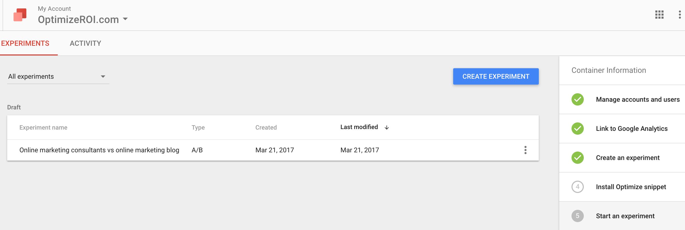 google optimize free - Google Optimize is nu voor iedereen beschikbaar