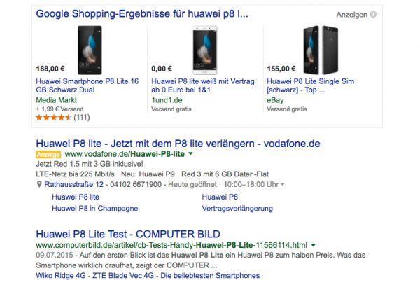 shopping ads - Zo maak je een goede productfeed voor Google Shopping