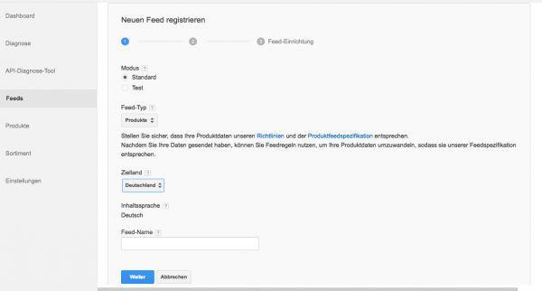 merchant center - Zo maak je een goede productfeed voor Google Shopping