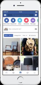 facebook marketplace german 147x300 - Facebook lanceert Marktplaats in Europa