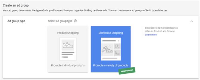 showcase shopping ads adwords 4 - AdWords Showcase Shopping Ads - Was ist es und wie implementiert mann es?