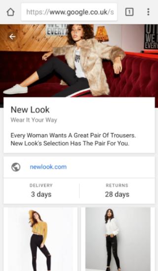 showcase shopping ads adwords 2 - AdWords Showcase Shopping Ads - Was ist es und wie implementiert mann es?