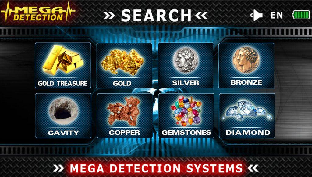 MEGA G3 Detektör 1