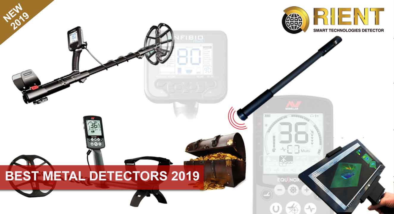 Best Professional Metal Detector 2020 Best Metal Detectors 2019 | Gold Detector | Orient Technology Group