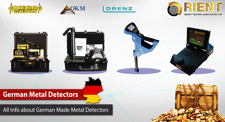 German Metal Detectors