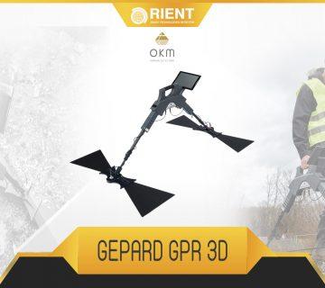 GEPARD GPR 3D