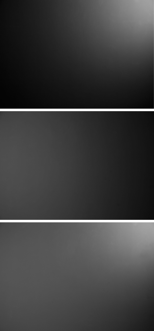 Artwork Bright spot - Black triptych main picture