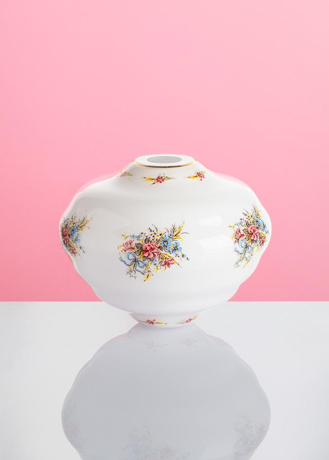 Artwork Decal vase - Bílá_1 main picture