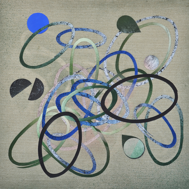 Artwork Interlacement (Olives) II. main picture