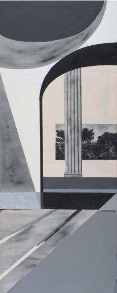 Artwork Bez názvu (série Die Klassizistischen Strukturen) main picture