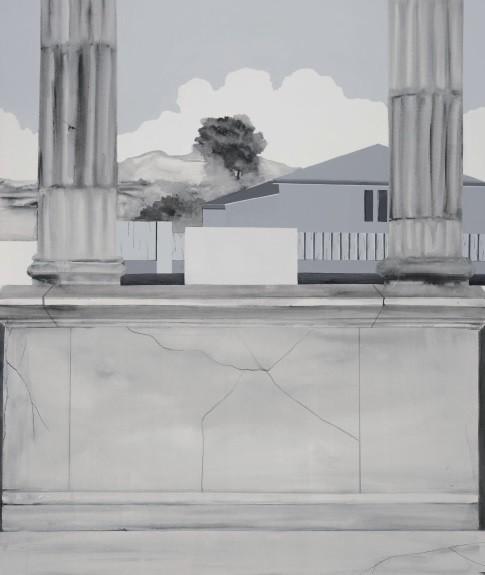 Artwork Untitled (series Die Klassizistischen Strukturen) main picture