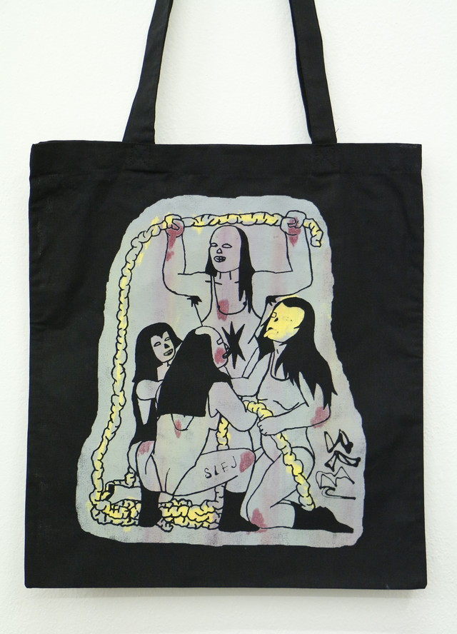 Artwork Plátěná taška Slej main picture
