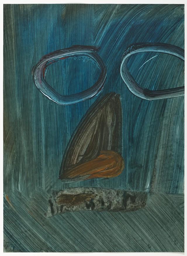 Artwork V brýlích, (Modrý Edward) main picture