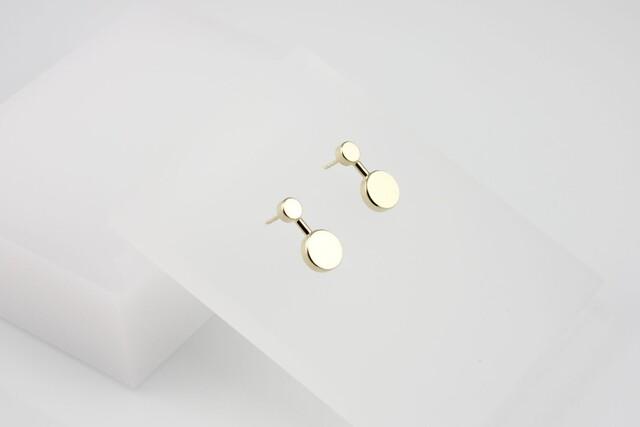 Artwork Kyō earrings small  main picture