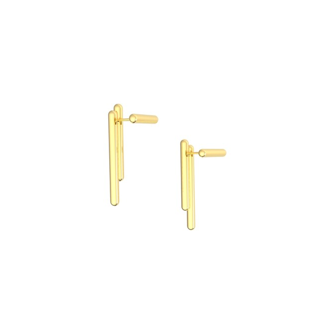 Artwork Space future earrings yellow main picture
