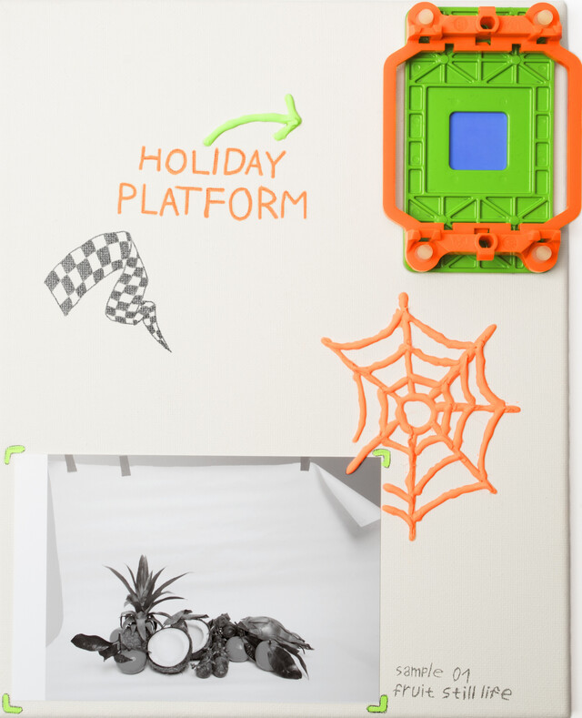 Artwork Holiday platform main picture