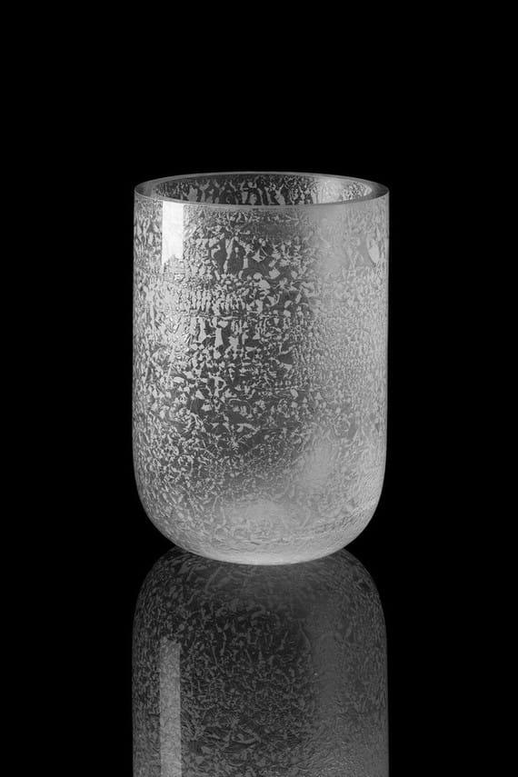 Ledovaná váza / typ 3 by Anna Jožová,