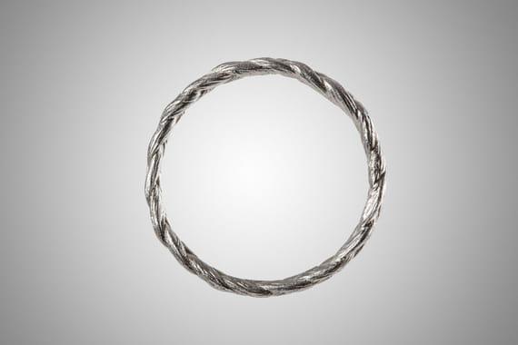 Tordovaný prsten 14 by Hana  Polívková,