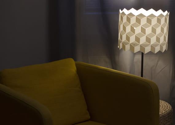 Střední stínidlo Cubes by Yozik  lamps,