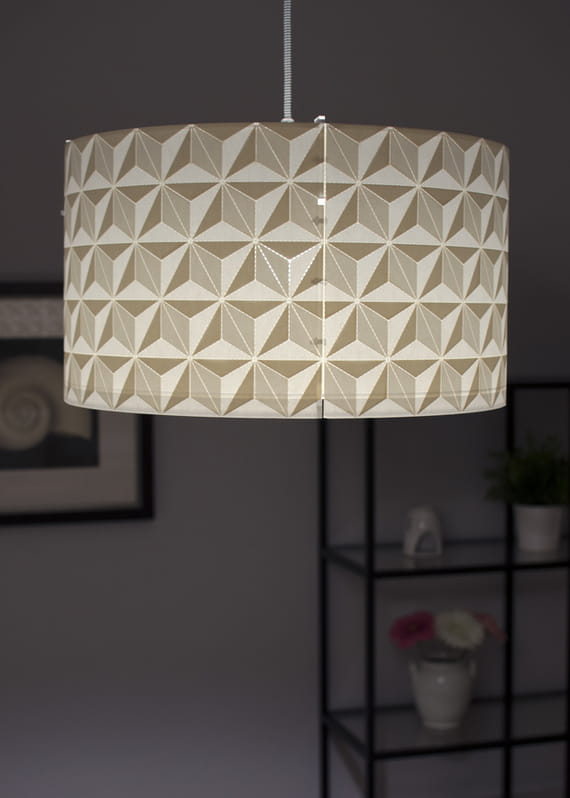 Velké stínidlo Stars by Yozik  lamps,