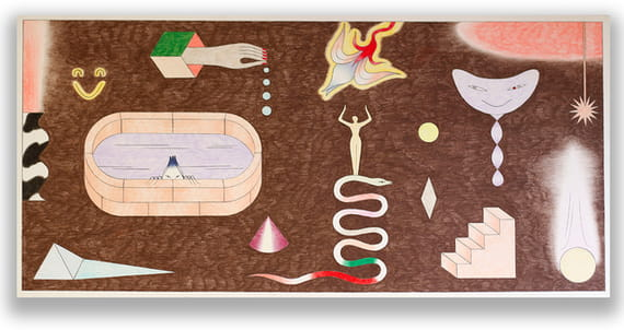 Magic process by Zhanna Tuz,