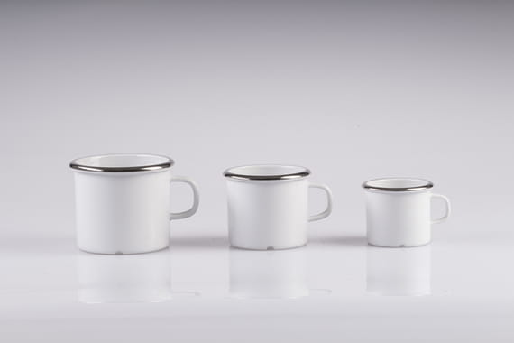 Tinny cup / Silver Ages / MEDIUM by  Luckavo,