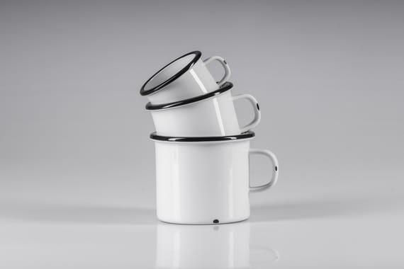 Tinny cup / BIG by  Luckavo,