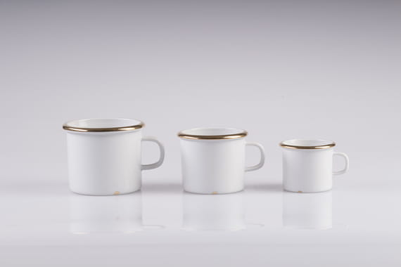 Tinny cup / Golden Ages / MEDIUM by  Luckavo,