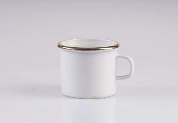 Tinny cup / Golden Ages / SMALL by  Luckavo,
