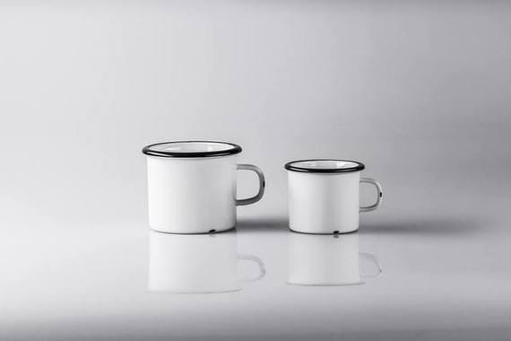 Tinny cup / MEDIUM by  Luckavo,