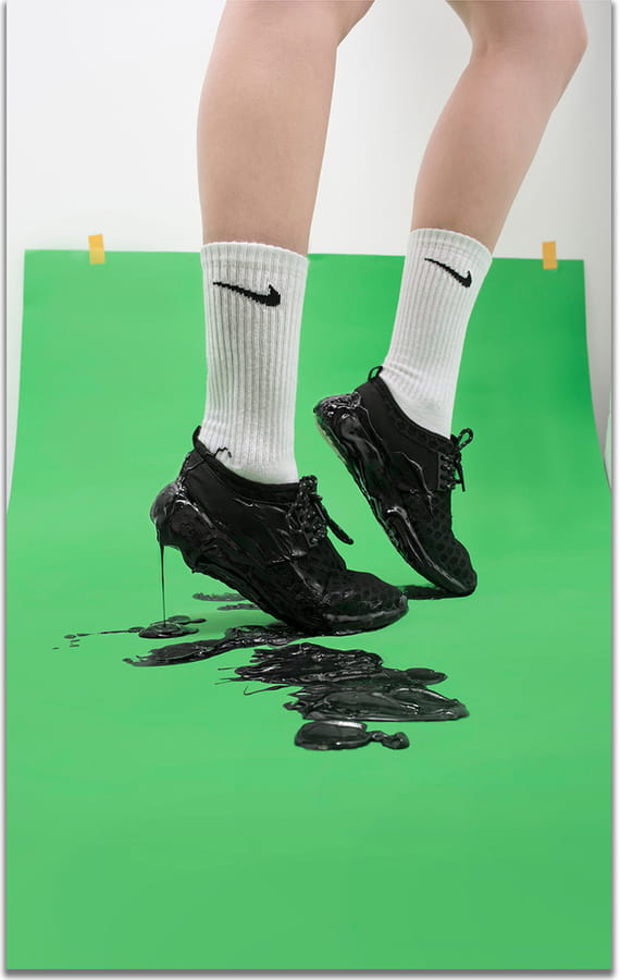 Follow My Nike by Lenka Balounová,
