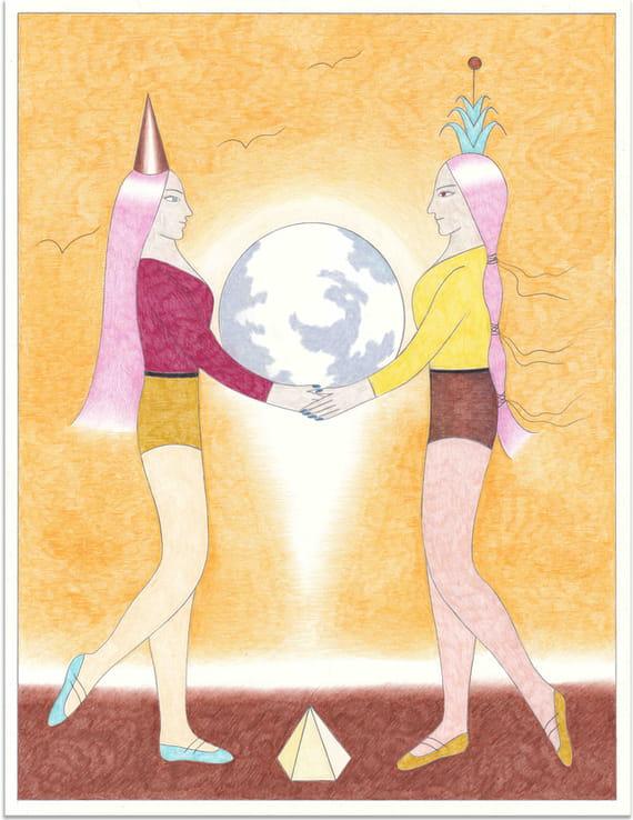 Spiritual feminism by Zhanna Tuz,