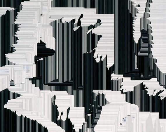 Bez názvu (série Blue Death) #10 by Tomáš Zumr,