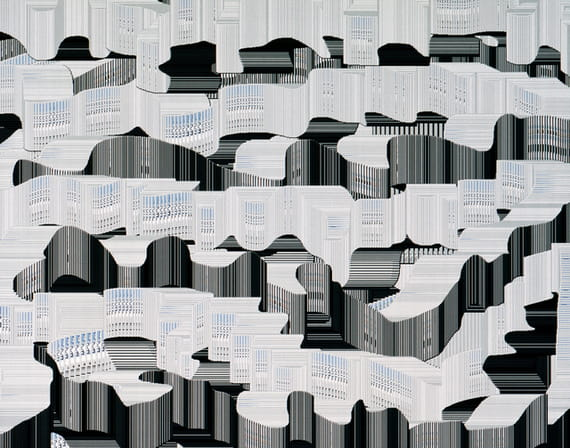 Bez názvu (série Blue Death) #12 by Tomáš Zumr,