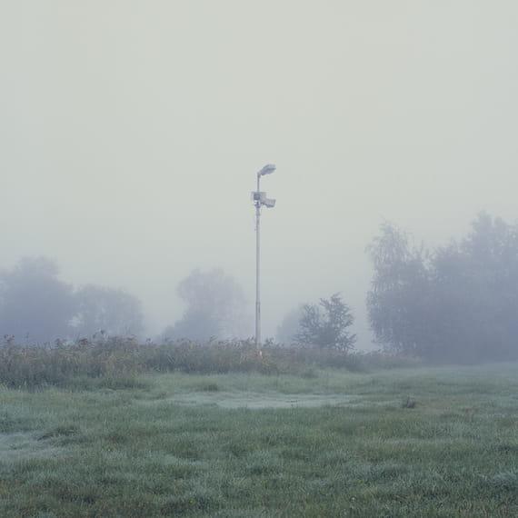 Bez názvu (série Camp) #10 by Oldřich Malachta,