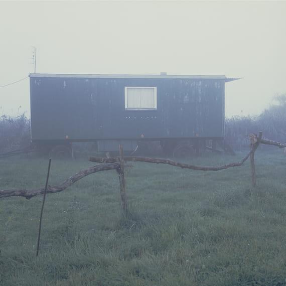 Bez názvu (série Camp) #11 by Oldřich Malachta,