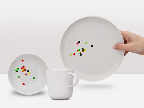 Set Mlask - Confetti by  Tablo,