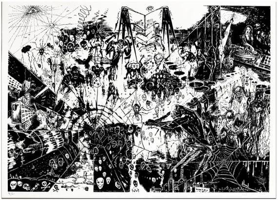 Město II. by Martin Salajka,