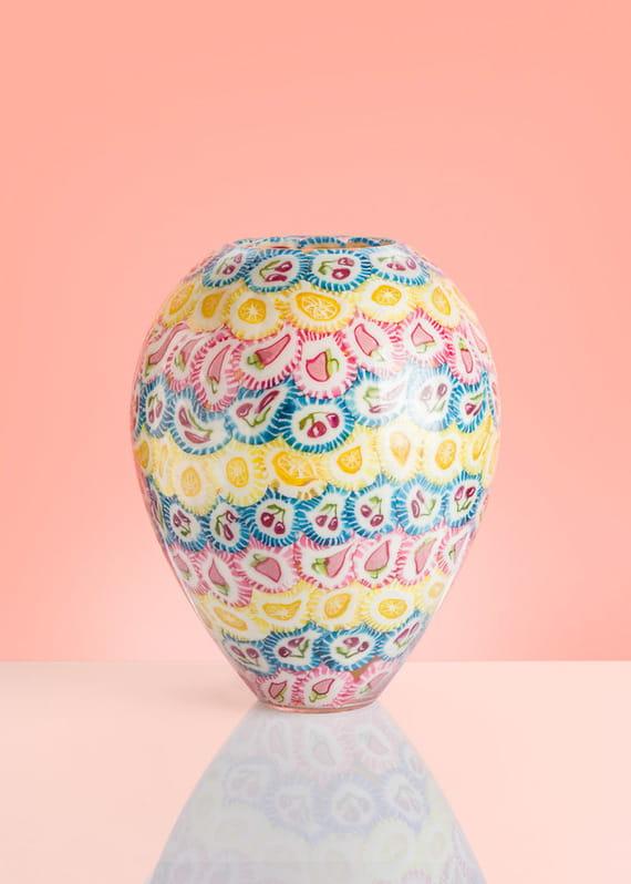 Lízátková váza_4 by Anna Jožová,