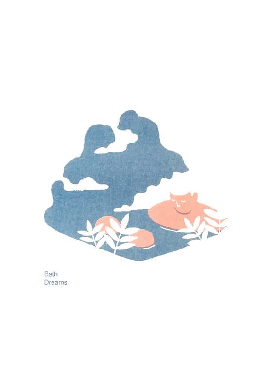 Bath Dreams by Jakub Mikuláštík,