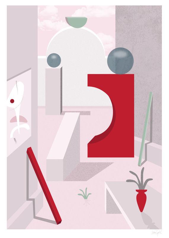 Bez názvu #4 by Andrea Šafaříková,