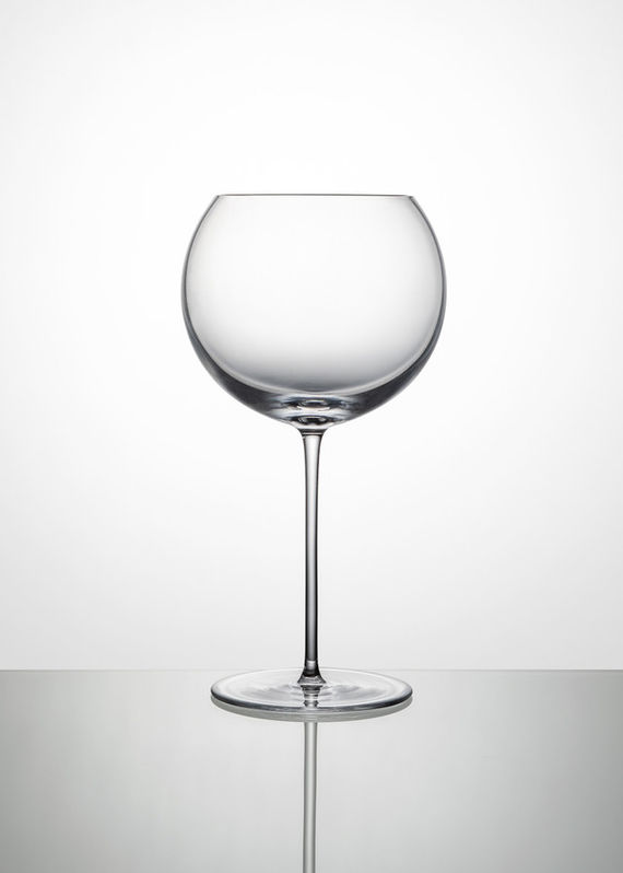 Wine glasses Bubbles by Lukáš  Houdek,