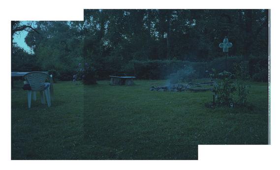Bez názvu (série Zahrada)#6 by Adéla Kremplová,