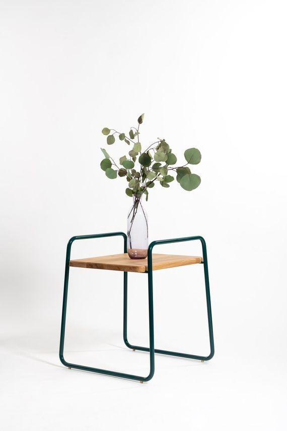 Stolička 3S / Zelená by DURO DESIGN,